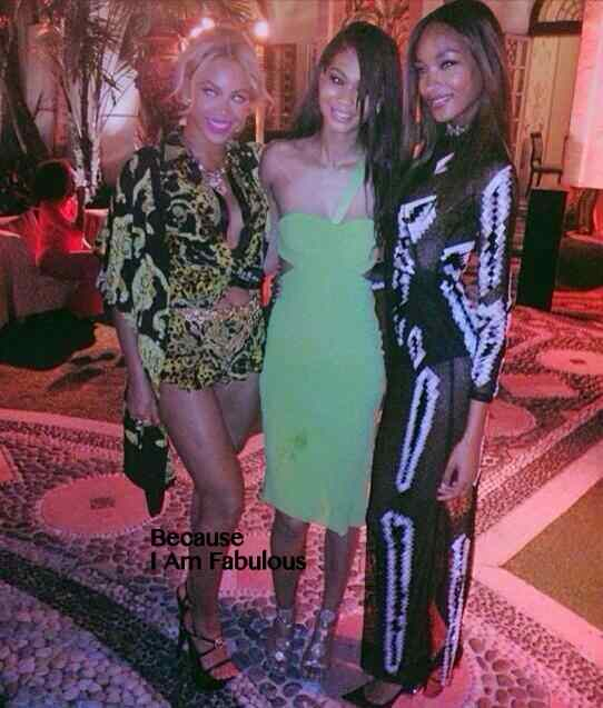 Beyonce-in-Versace-Chanel-Iman-Jourdan-Dunn-Miami-Versace-Maison1